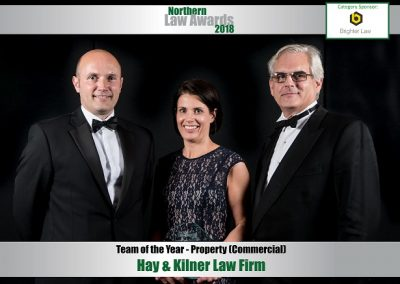 Commercial Property Team - Hay & Kilner