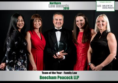 Family Team - Beecham Peacock