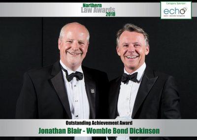 Outstanding - Jonathan Blair