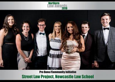 Pro Bono - Street Law