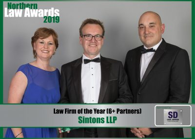 Large Law Firm - Sintons