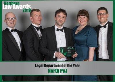 Legal Dept - North P&I