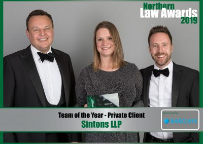 Private Client Team - Sintons